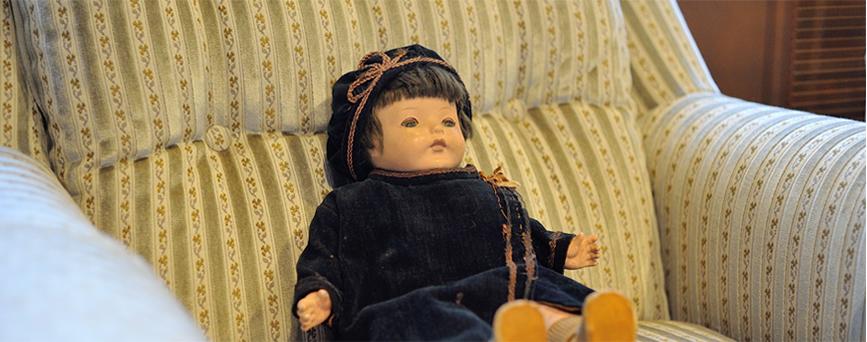 青い目のお人形を知っていますか?